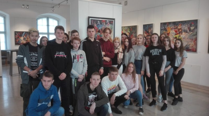 Wystawa w Zamku