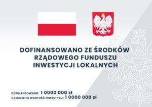 logo Rządowy Fundusz Inwestycji Lokalnych